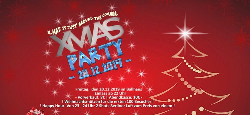 Xmas Party • Heriburg Vofi Party