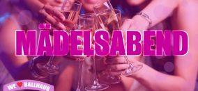 Mädelsabend • We ❤ Ballhaus