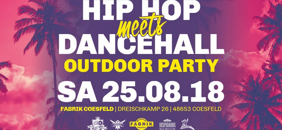 Hip Hop meets Dancehall Special