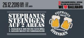 Stephanus Steinigen • 2 Areas