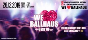We ♡ Ballhaus • Best of 2019